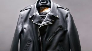 How a Schott Motorcycle Jacket is made video
