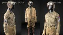 "FURY – Don ""Wardaddy"" Collier's (Brad Pitt) Tank Commander Uniform AUCTION Lot 538"
