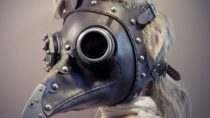 STEAMPUNK LEATHER MASKS + other cools things made by amateurs video