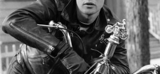 Marlon Brando Leather Motorcycle Outfit – The Wild One