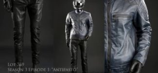 Hannibal Lecter's Leather Motorcycle Outfit – Auction Lot 769