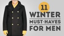 11 Winter Must Haves For Men – video