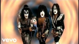 Kiss – Psycho Circus – music video