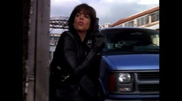 Lisa Rinna  Leather Outfit – Nick Fury – video
