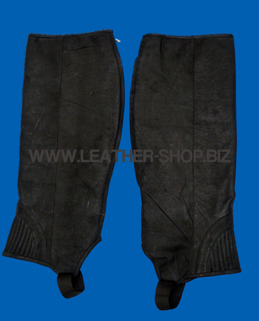 leather chaps custom