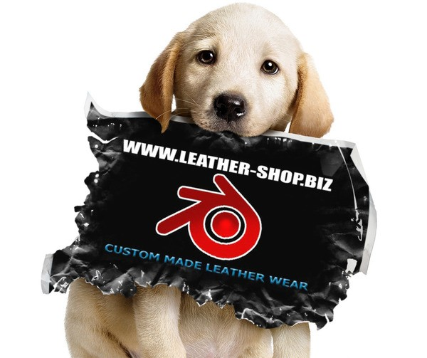 custom made biker vests leather-shop.biz worldwide shipping