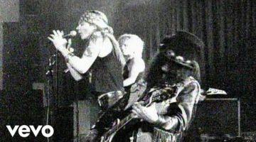Guns N' Roses – Sweet Child O' Mine – music video