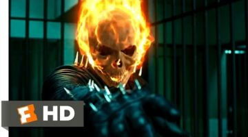 Ghost Rider   Leather jacket   Prison Break video