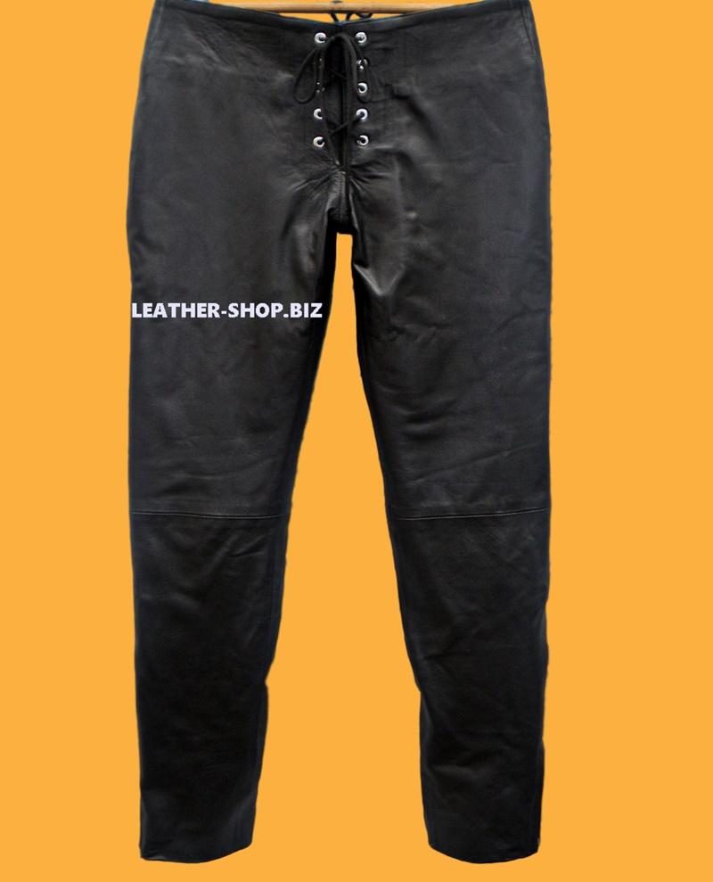 Guns N' Roses leather pants
